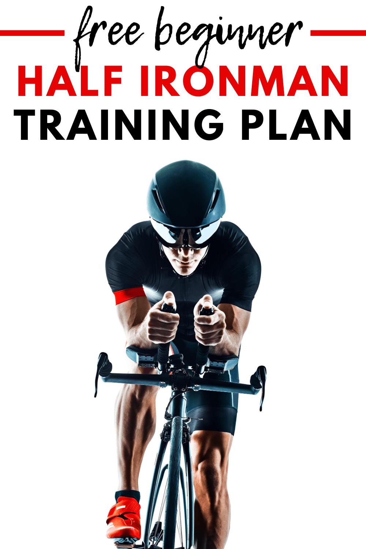 Beginner Half Ironman Training Plan (20 Weeks) - Snacking in Sneakers