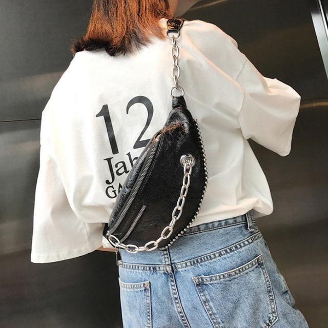 158266ee2d35 Fashion Bum Bag Fanny Pack Pouch Bum Bag