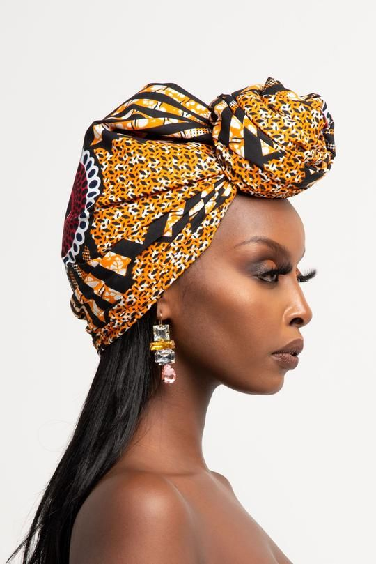 MATCHING HEADWRAPS