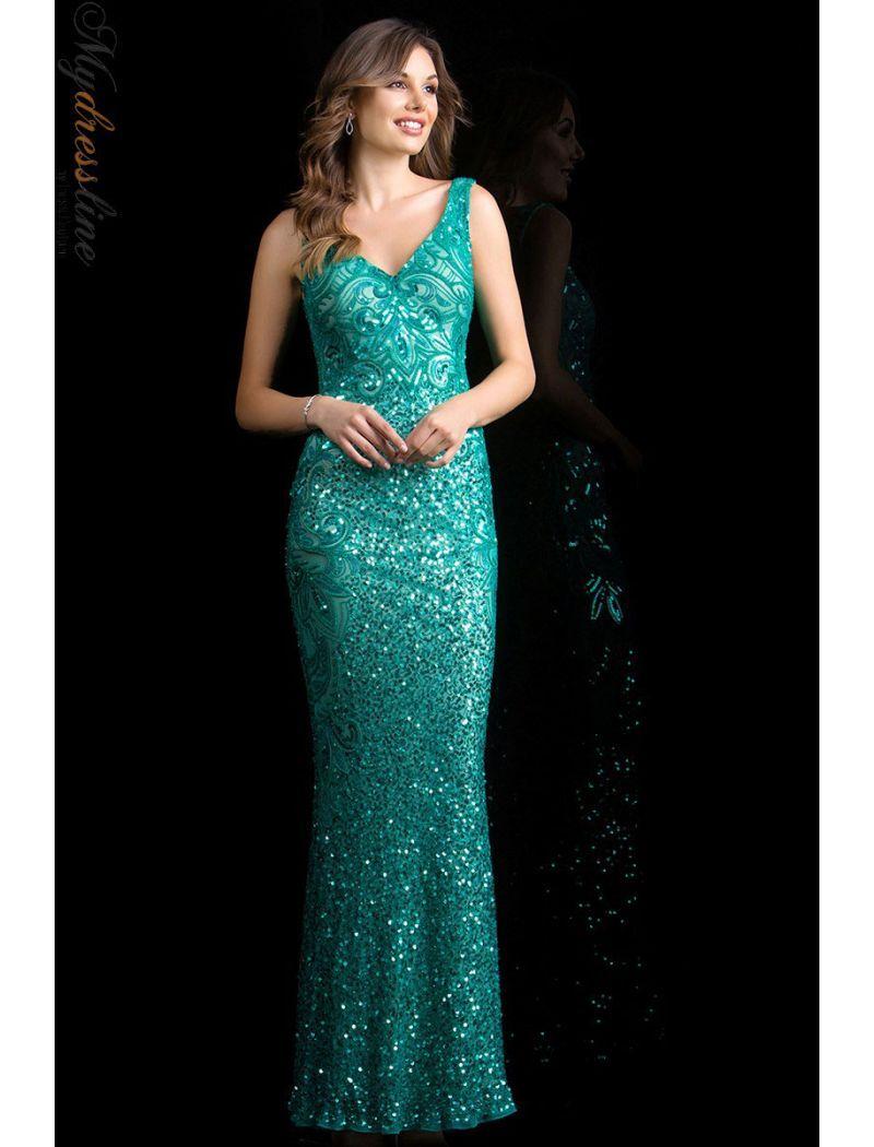 Scala 48790 Spring 2018 Prom Evening Dress Evening