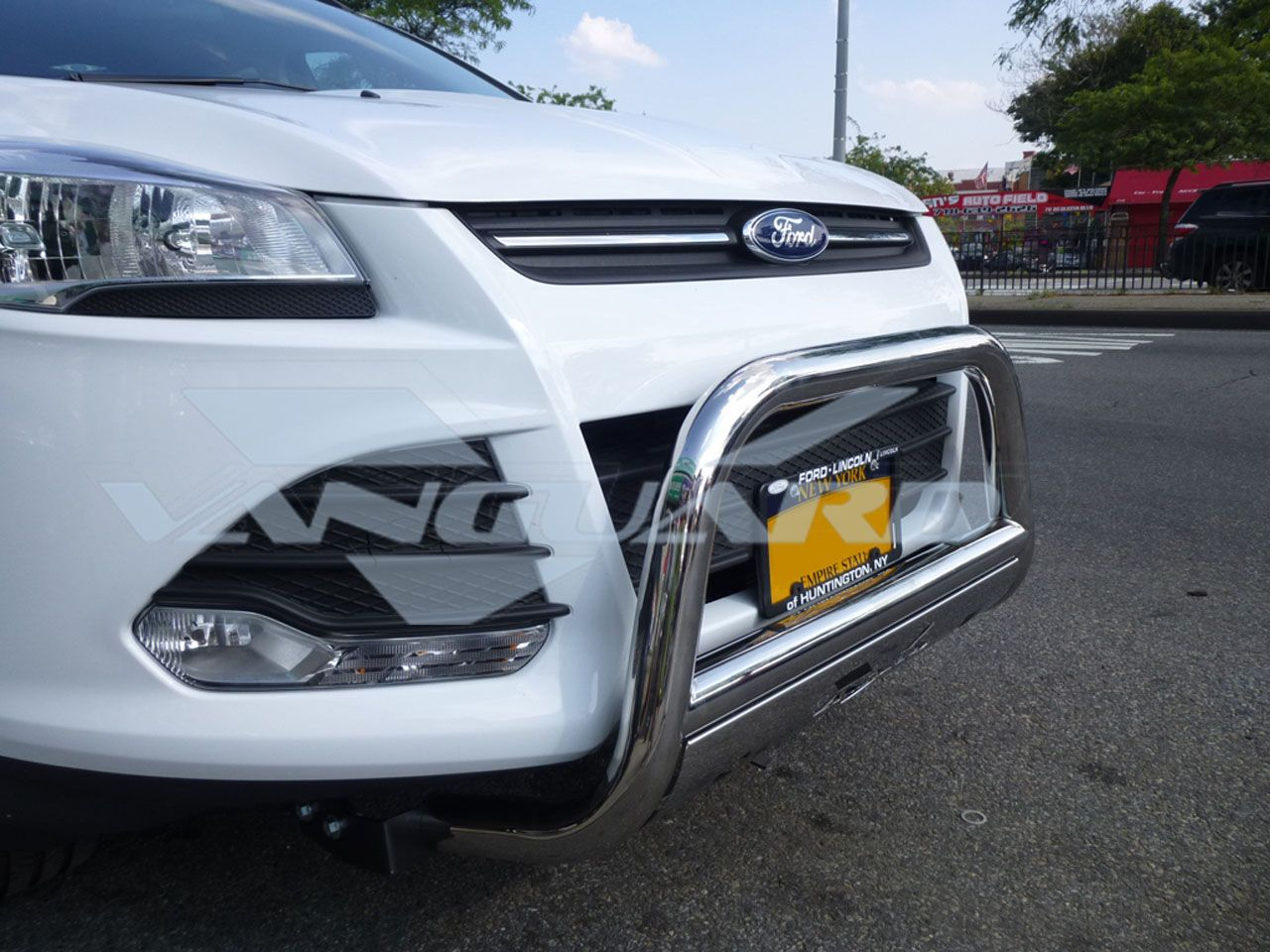 2015 ford escape bug guard  Ford Escape Front Bull Push Bar
