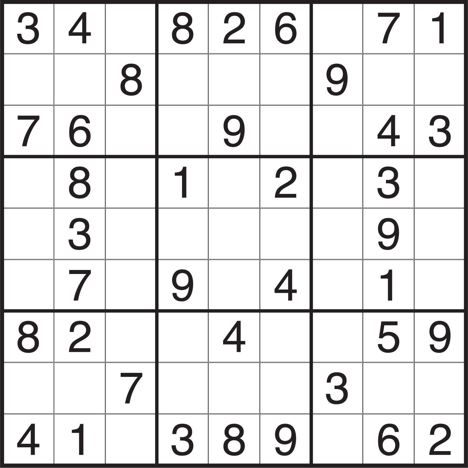 Sudoku 6x6 Matemtica secundaria t Math