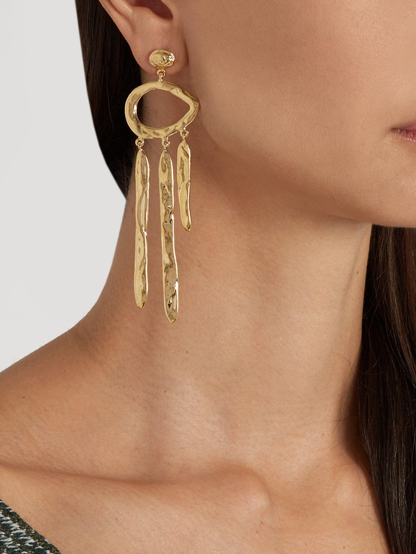 795f8b439 Melina Abstract gold-plated earrings | Aurélie Bidermann |  MATCHESFASHION.COM UK