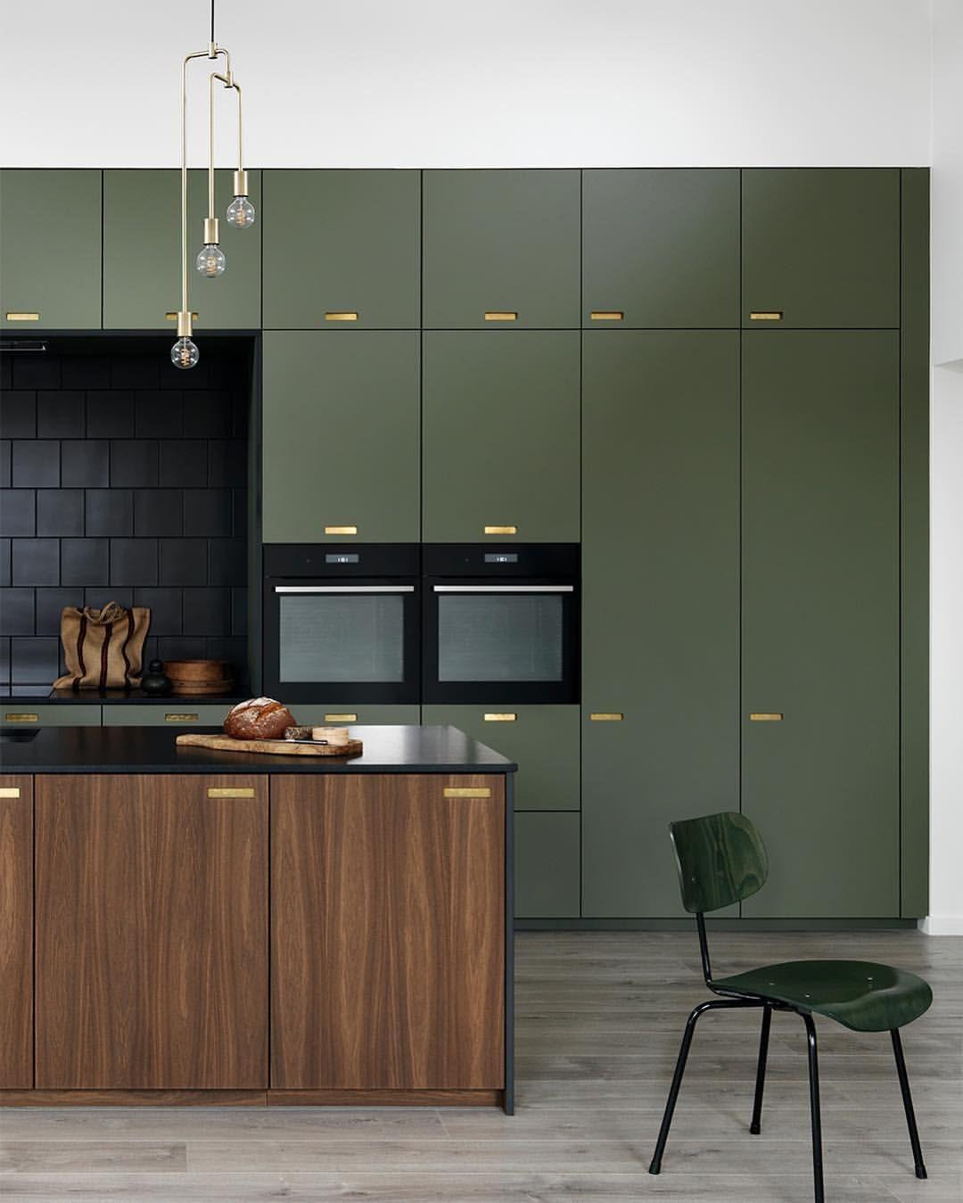 """Photo of Beige on Instagram: """"Was hilft gegen akute Ikea-Küchen-Langeweile? Fronten von @andshufl 👏🏼 hochwertig, vielseitig und … bezahlbar! Mehr tolle Interior-News…"""""""