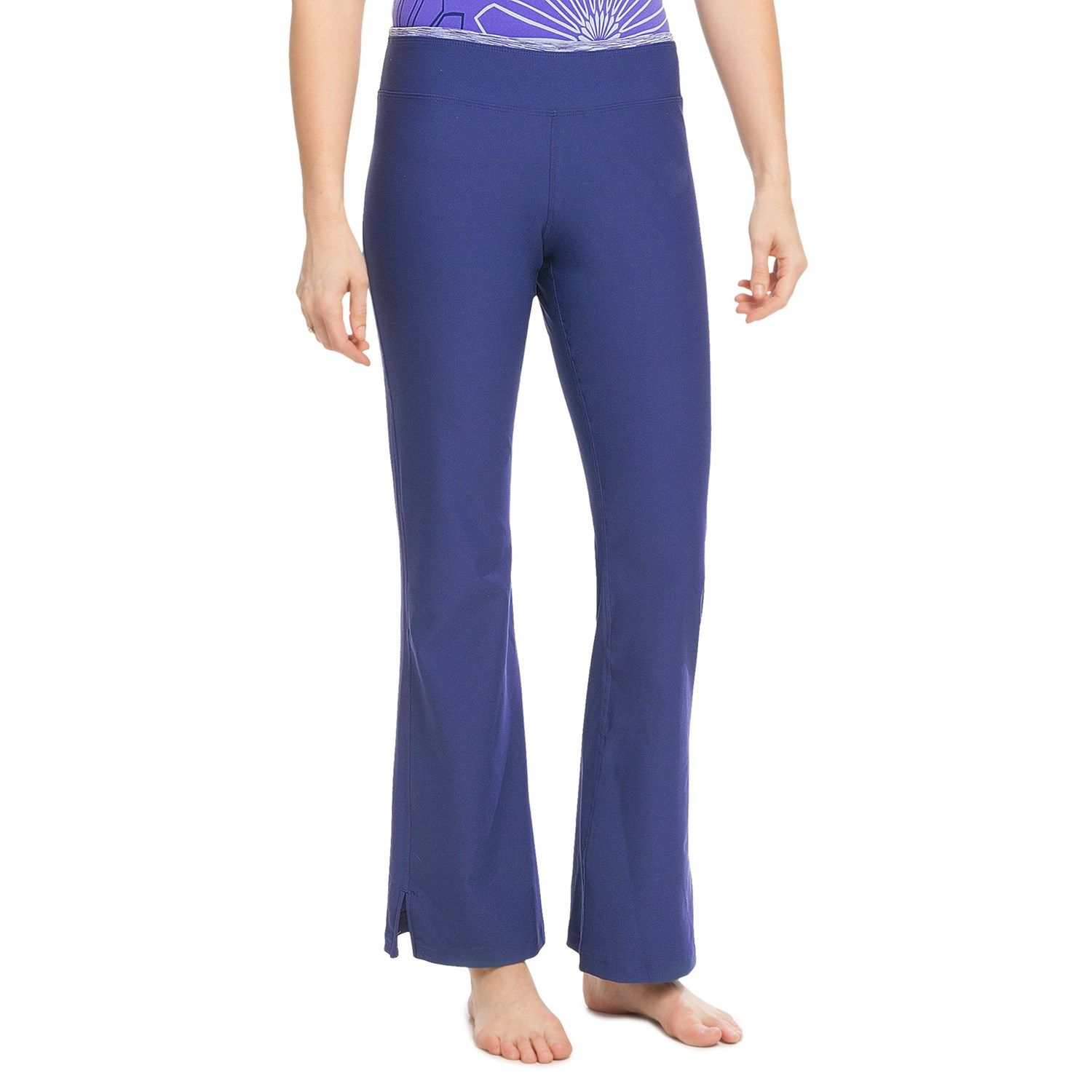 lucy Vital Yoga Pants (For Women) in Blue Ribbon