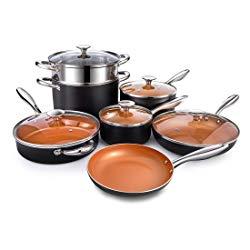Top 10 Best Copper Cookware Ceramic Cookware Set Copper Cookware Set Ceramic Cookware