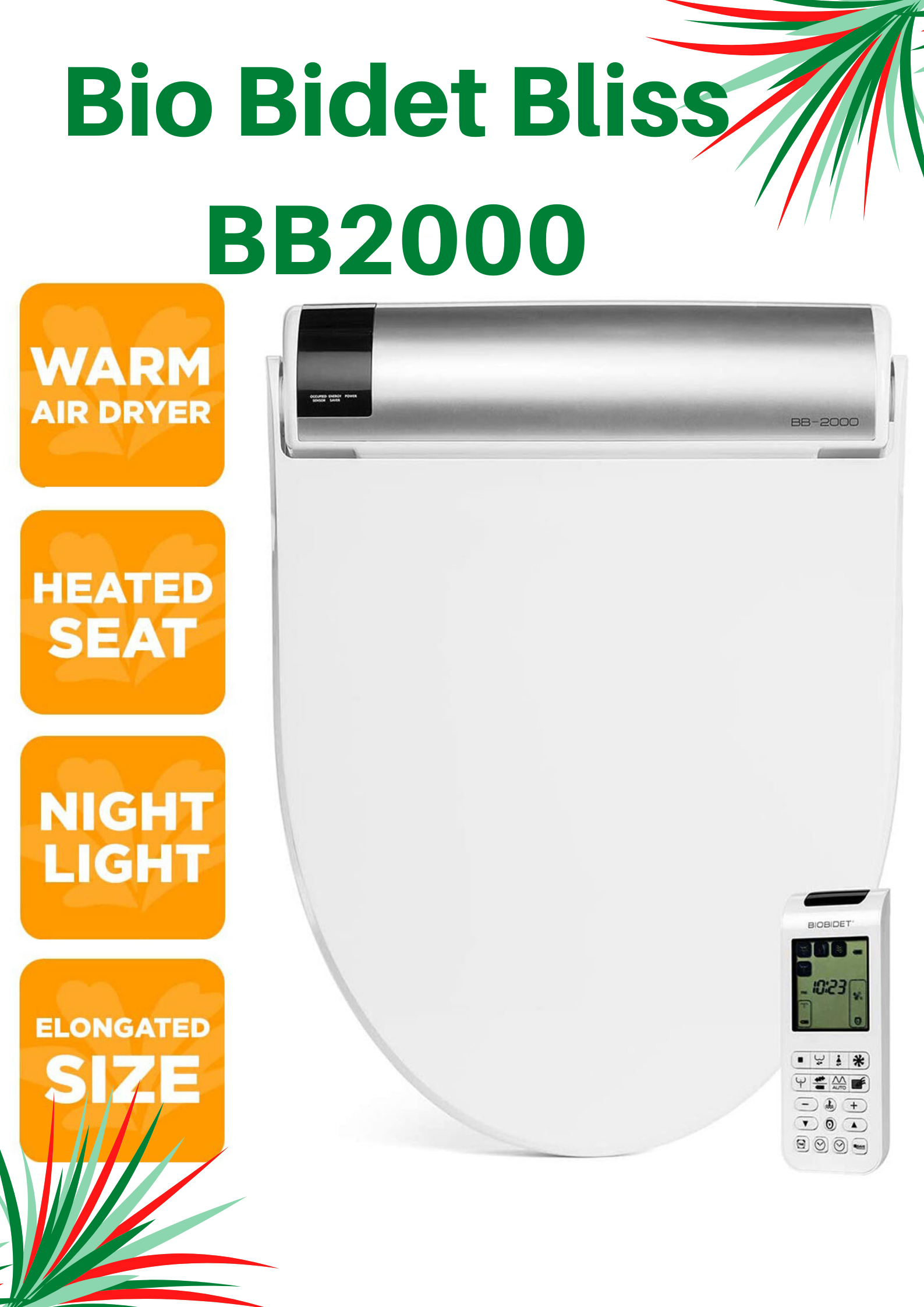 Biobidet Bliss Bb2000 Review In 2020 Elongated Toilet Seat Biobidet Smart Toilet