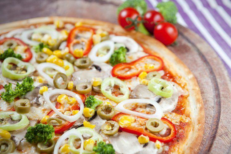 Comer Pizza Es Saludable La Pizza Es Una Alimentacion Facil Y