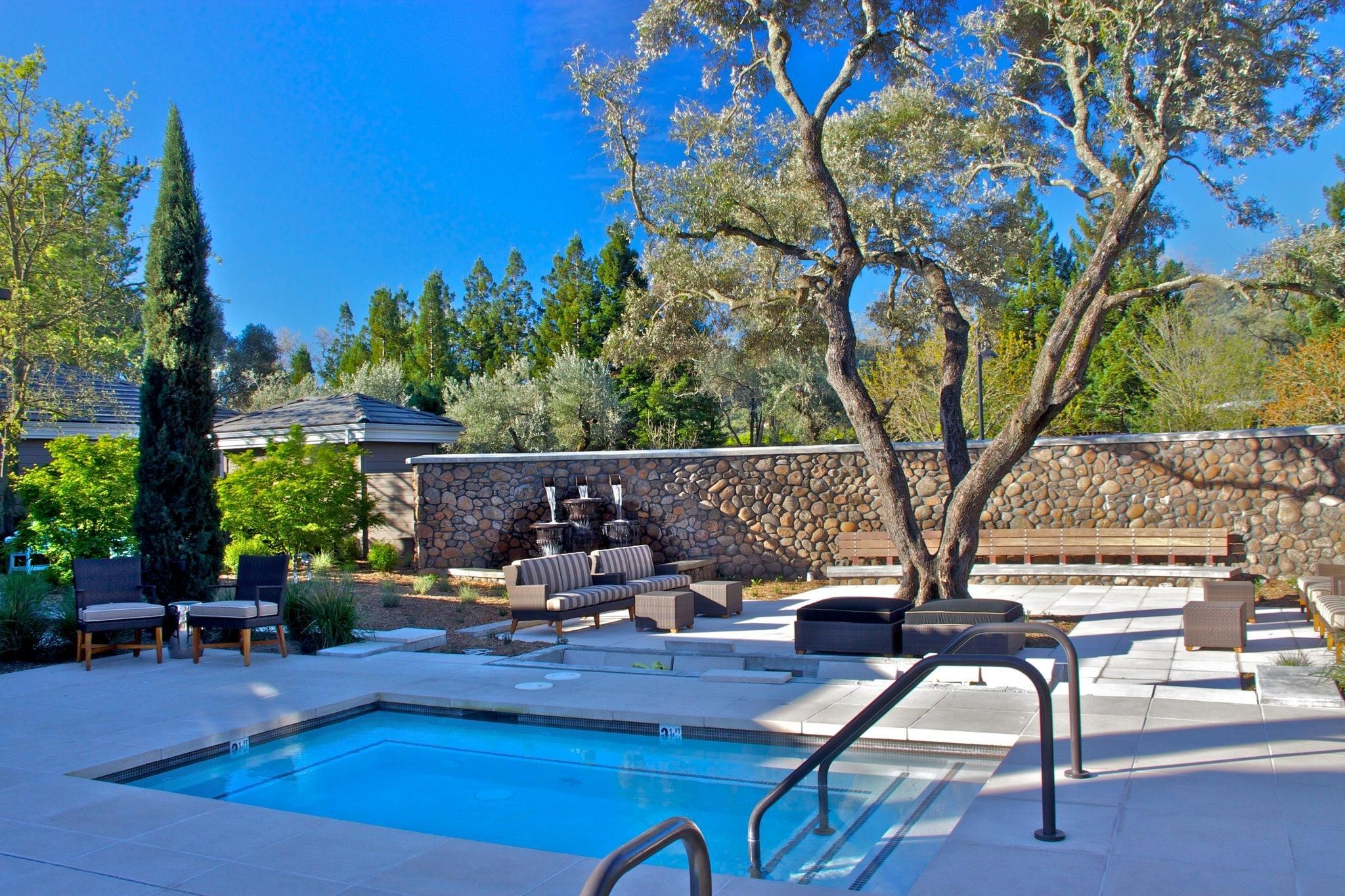Hotel Yountville Updated 2017 Reviews Price Comparison Napa Valley Ca