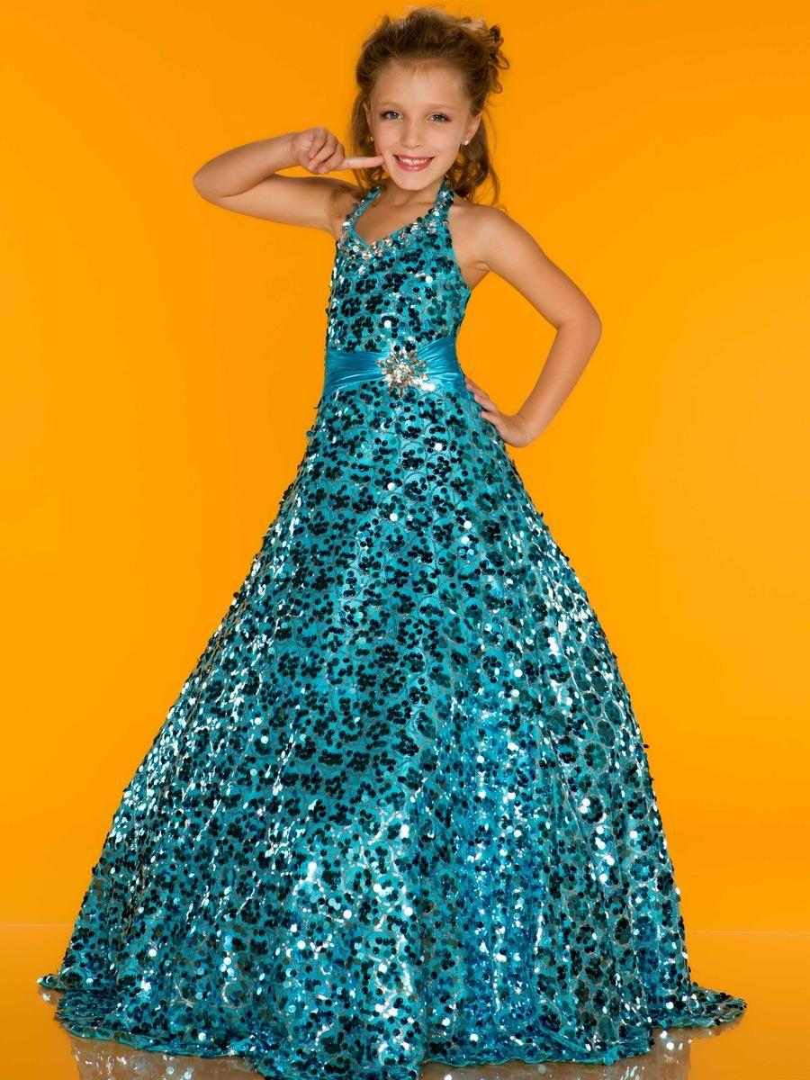 10391df9b Girls Pageant Dress by Sugar 42879s