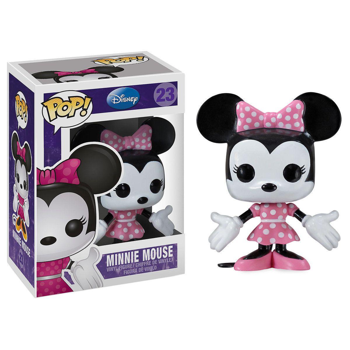 Minnie Mouse Pop Vinyl Figure By Funko Tiendas Disney Figuras Pop Figuras Funko