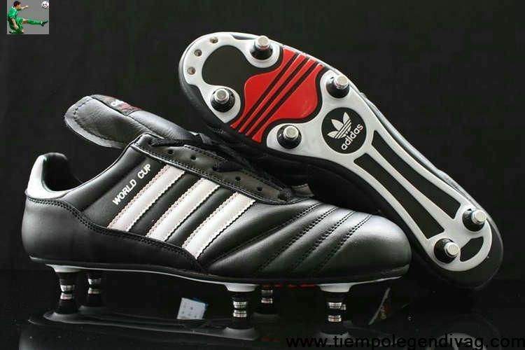 Fashion Adidas Copa World Cup SG - Black-Running White-Infrared Soccer Boots On Sale