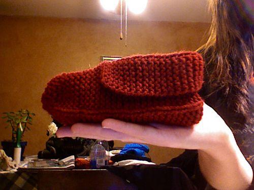 Ravelry Cuffed Slippers Pattern By Barbara Breiter Knitting