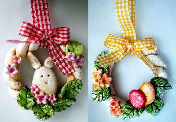 Lavoretti Di Natale Con Pasta Fimo.10 Idee Per Lavoretti Di Pasqua Con Pasta Di Sale Pasta Di Sale Idee Pasquali Creazioni In Argilla