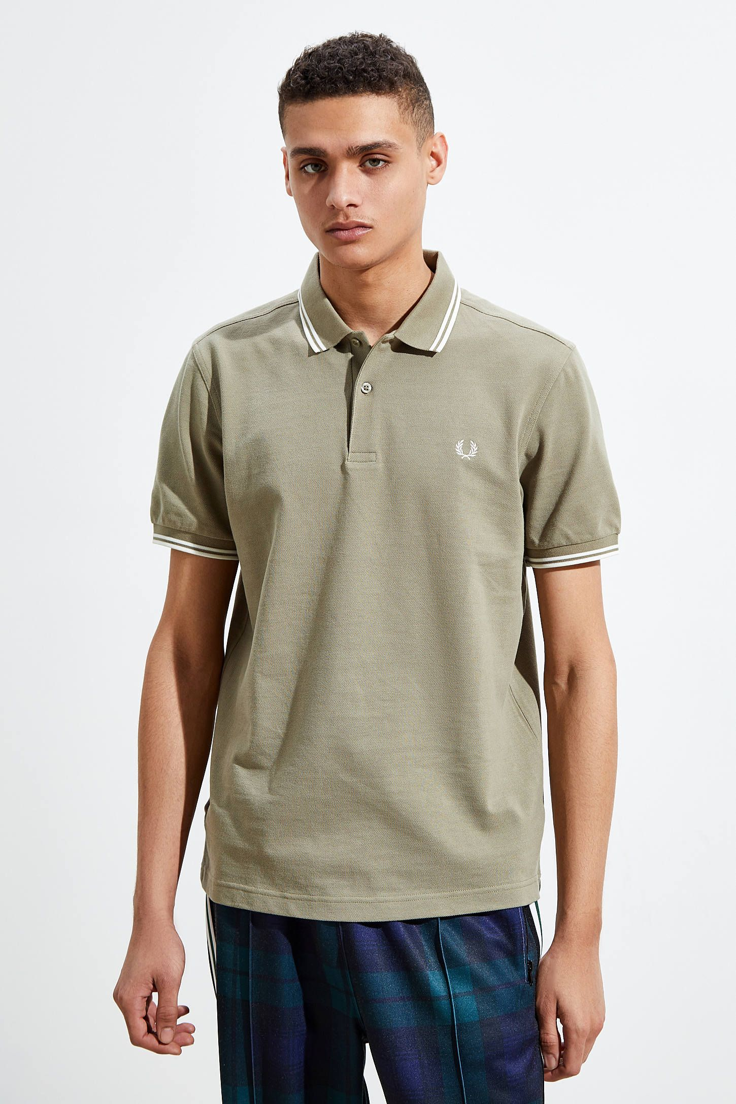 1be18db1e Fred Perry Twin Tipped Polo Shirt in 2019