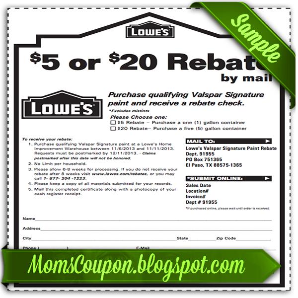 image regarding Valspar Coupon Printable identified as Lowes 10 off coupon code generator February 2015 Regional