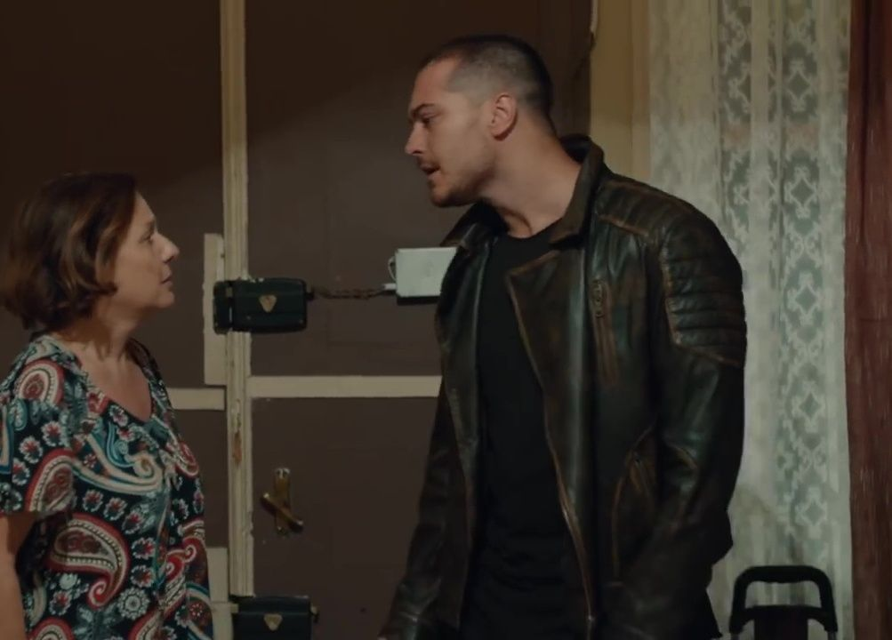 Icerde Annem Cagatay Ulusoy Leather Jacket Boys