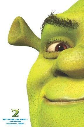 Pictures Photos From Shrek 2 2004 Shrek Animated Movie Posters Movie Posters