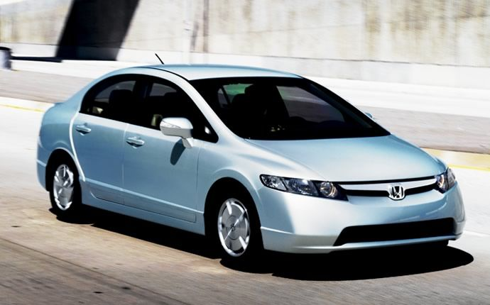 Honda Civic Hybrid Paint Color Silver Opal Blue This Is By Far One