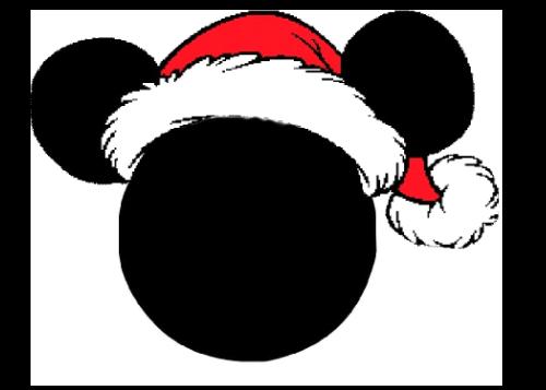 22+ Christmas mickey ears clipart ideas