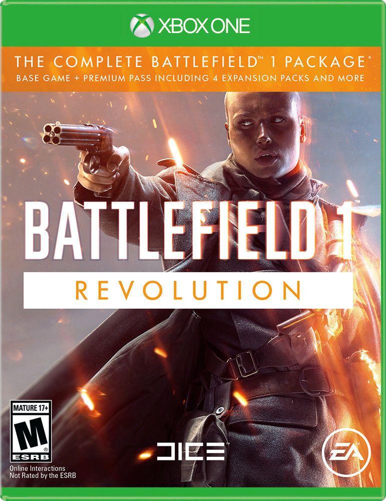 Battlefield 1 Revolution Edition Electronic Arts Xbox One