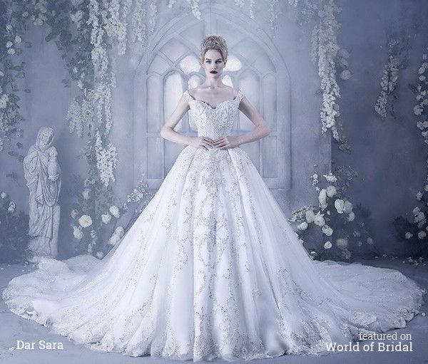 Dar Sara 2016 Wedding Dresses World Of Bridal Wedding Dresses Ball Gown Wedding Dress 2016 Wedding Dresses