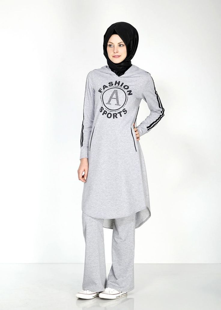 Baju Jogging Wanita Hijab