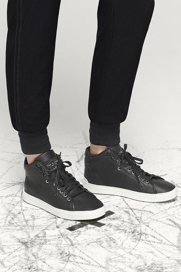 Rag & Bone Leather High-Top Sneakers clearance tumblr cheap price outlet sale sale recommend fzTn6KrL8E