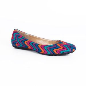 Good Days Flat Turquoise now featured on Fab.