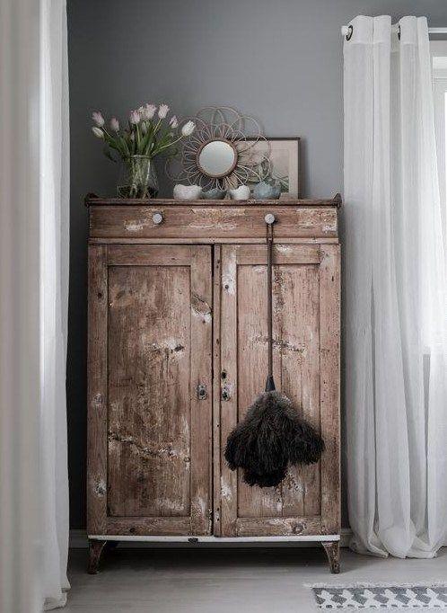 Pin by fany Loly✨ on Relooking Meuble Pinterest Cupboard - relooker un meuble en pin