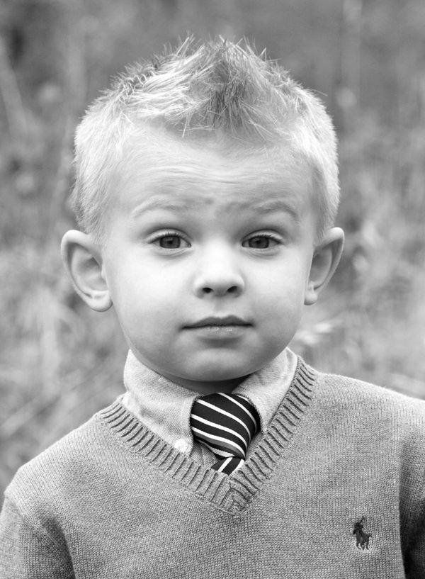 Little Boy Hairstyles Trendy And Cute Toddler Boy Kids - Hairstyle for baby boy 2015