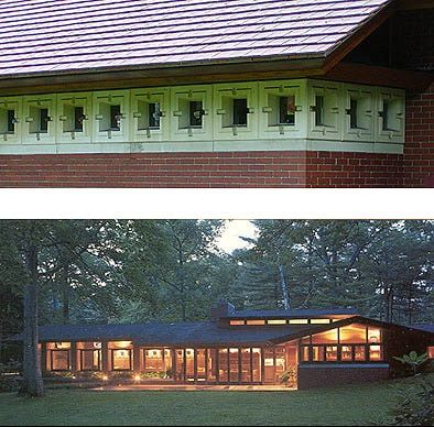 Frank lloyd wright zimmerman house architecture for Zimmerman house