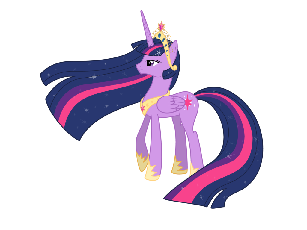 Princess Twilight By Nianara On Deviantart My Little Pony Poster My Little Pony Pictures Twilight Sparkle Equestria Girl