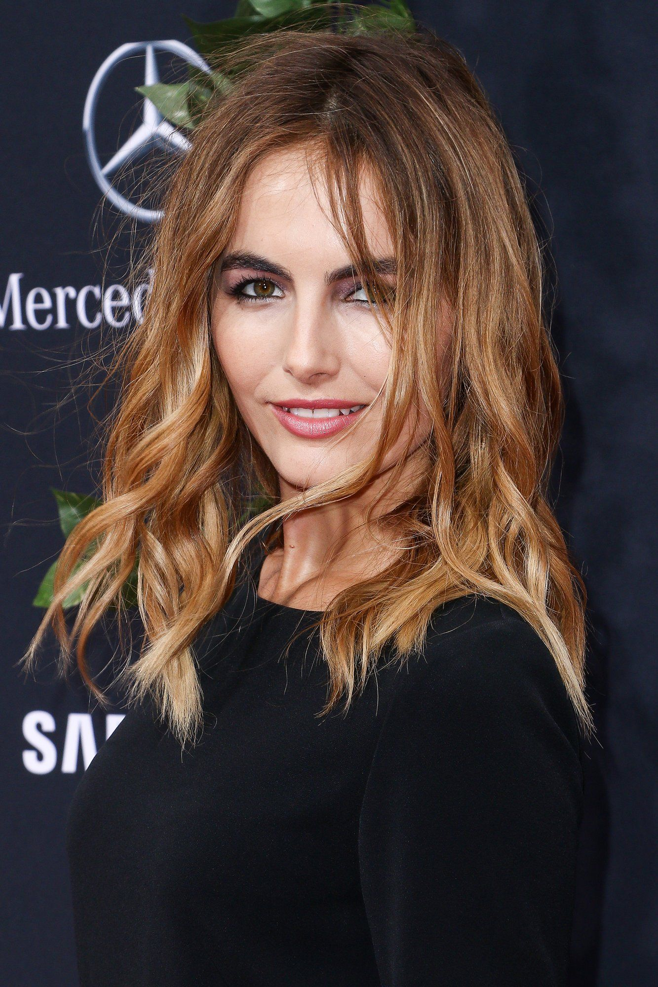 Top 10 Celebrity Beauty Looks For June Camilla Belle Blonde Hair For Hazel Eyes Brown Hair With Blonde Highlights Strawberry Blonde Highlights