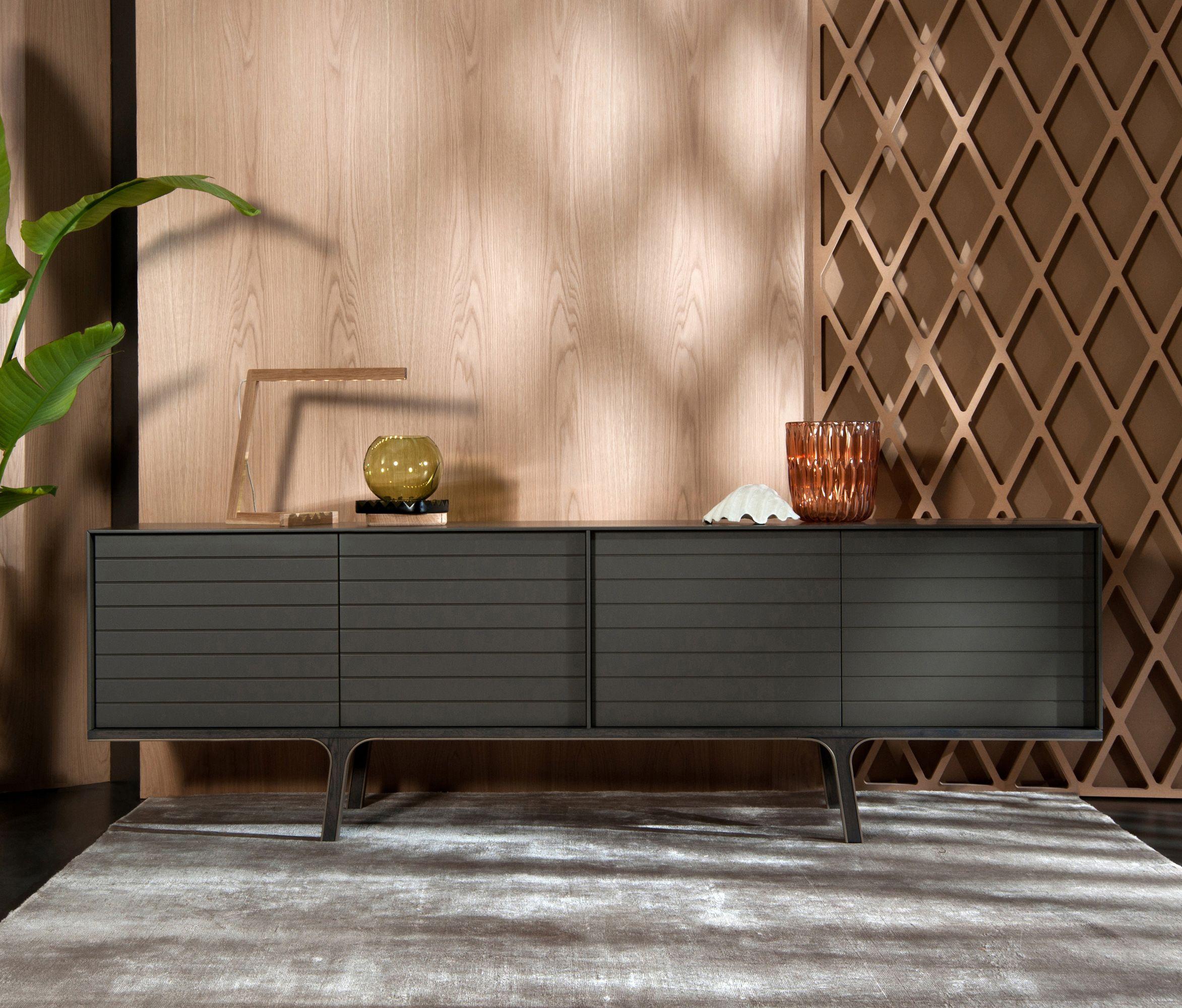 Massivholzmöbel sideboard modern  Minimalistisches, modernes Sideboard von al2. #Sideboard #modern ...