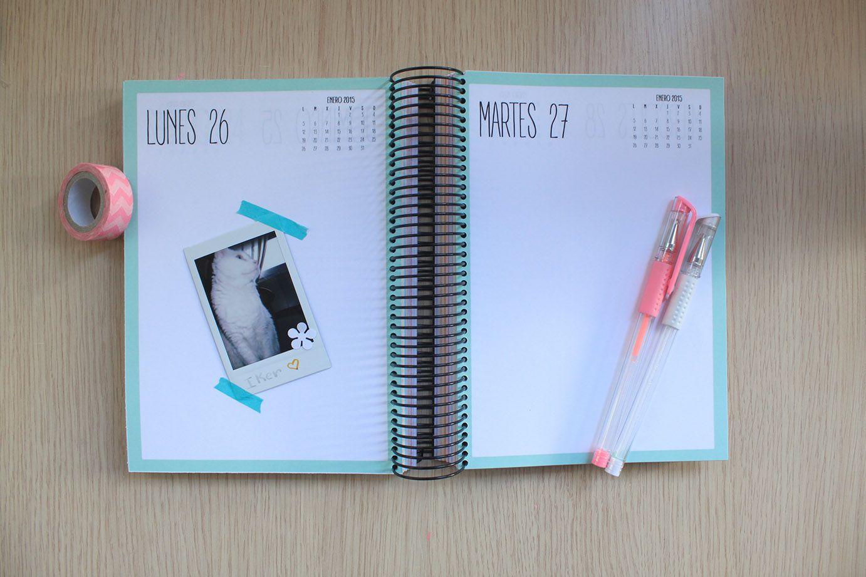 ATENCIÓN : La agenda Clear Colours 2015-16 ya está disponible aquí: Agenda Clear Colours 2015-16         Hola!   Sé que para mucha gente (c...