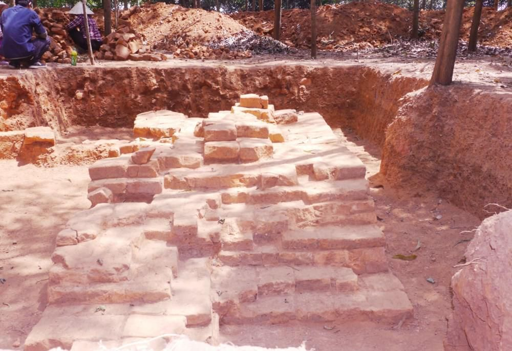 Wohnidee Cham researchers discover 1 000 year cham architectural remnants in
