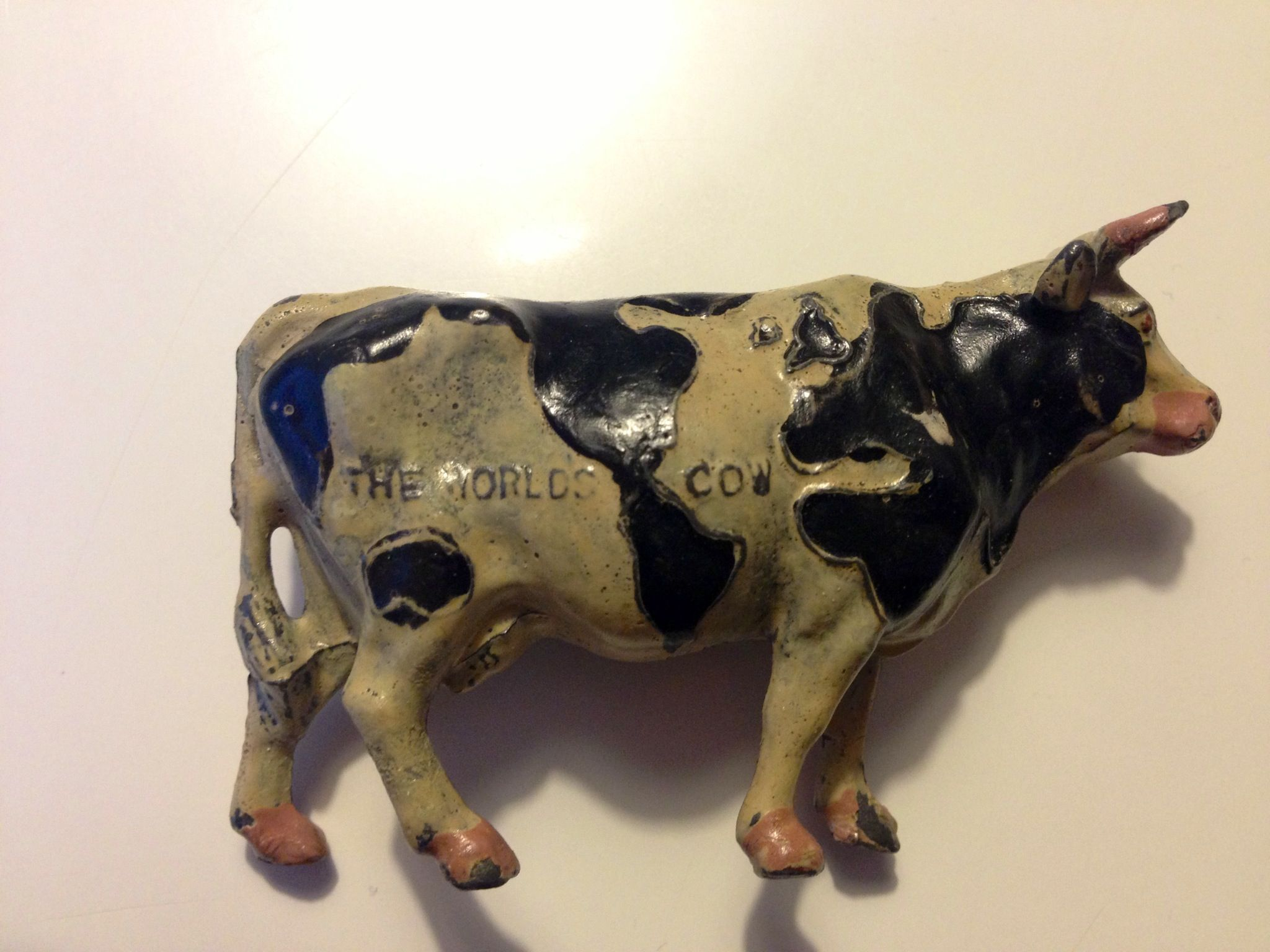 Britains, The World Cow, 1924