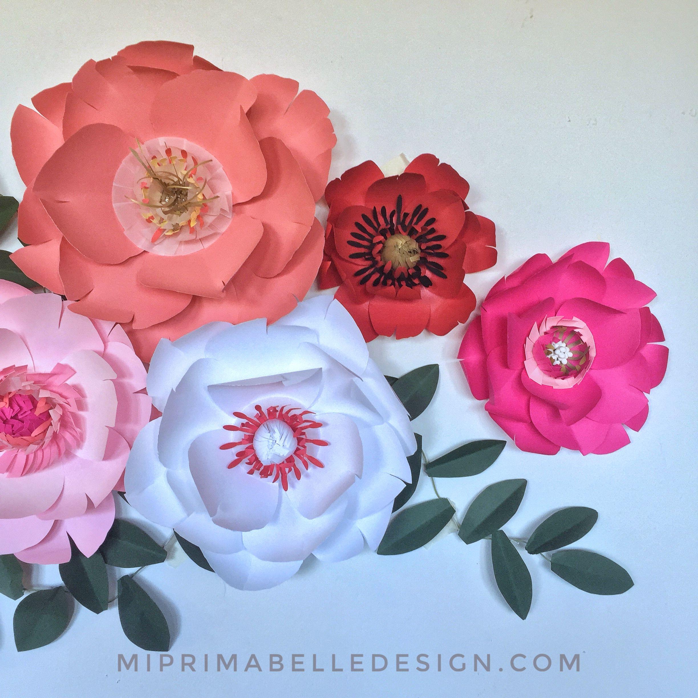 Pin by Mi Prima Belle Design LLC on Paper flowers  Pinterest