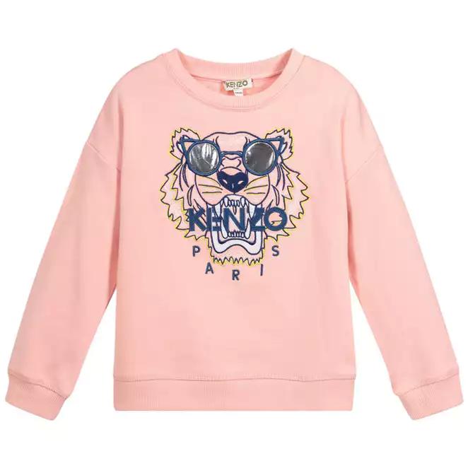 Classy Brand Good Things Come Graphic Sweatshirt Pink Shirt