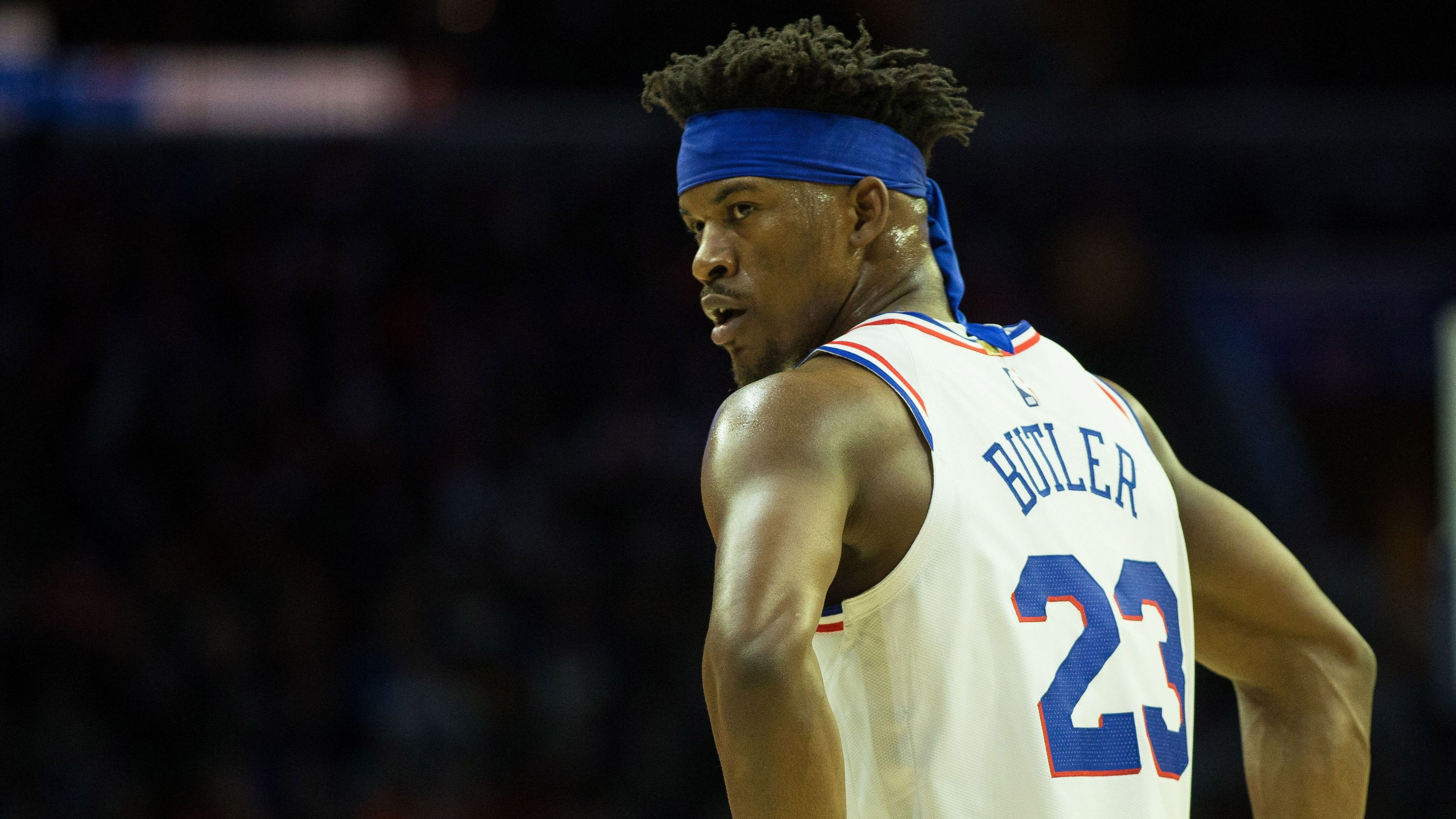 MacMullan Jimmy Butler on 'thin ice' in Philly On thin