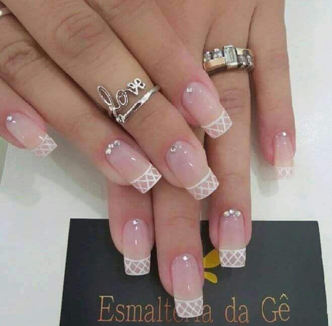 Pin de Nichole Hines en Nails | Pinterest | Diseños de uñas ...