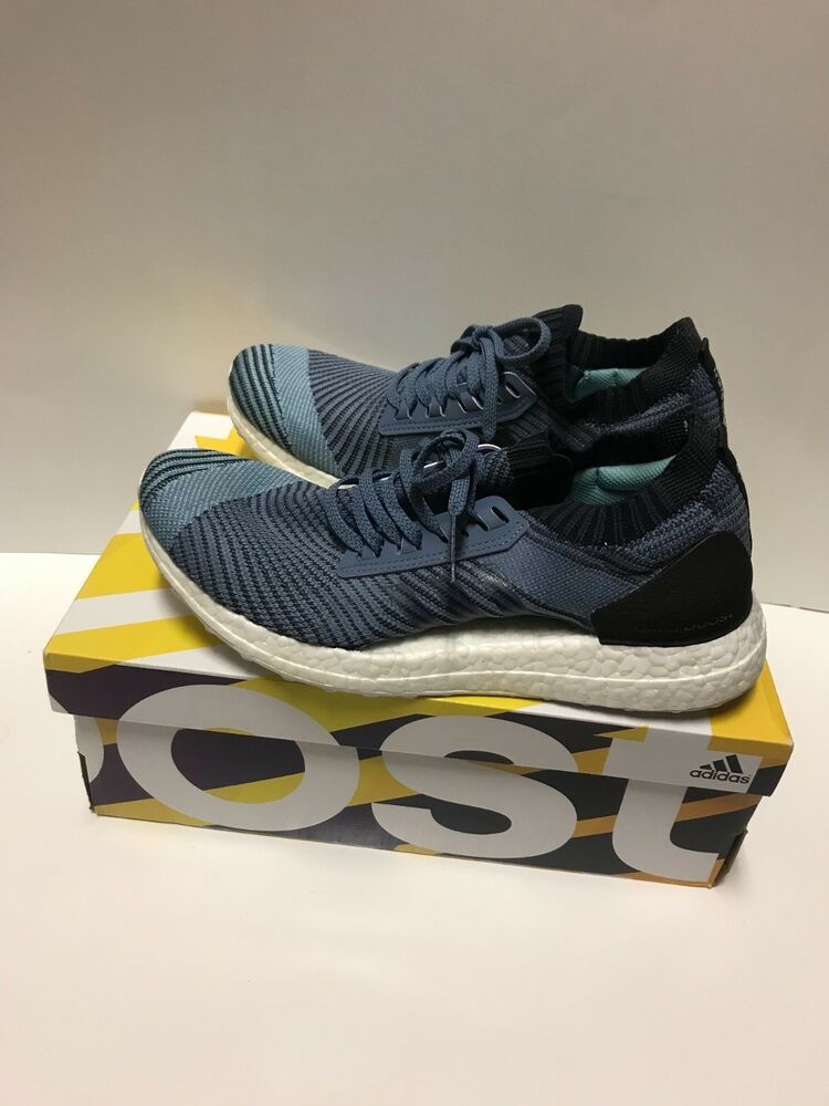 978644e9d Womens 9.5 Adidas Ultraboost X Blue White - LIKE NEW  fashion  clothing   shoes  accessories  womensshoes  athleticshoes (ebay link)