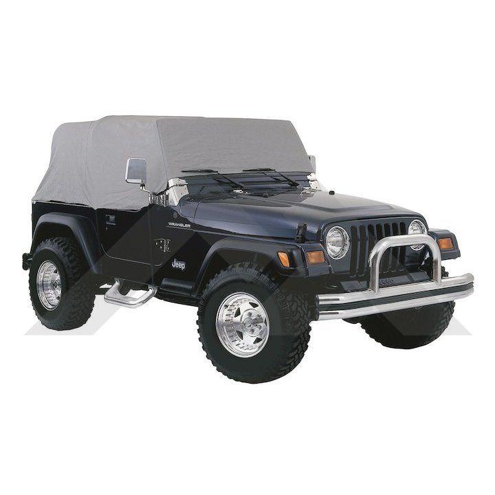 Cab Cover Cj 7 Jeep Wrangler Yj Jeep Wrangler Jeep Cj7