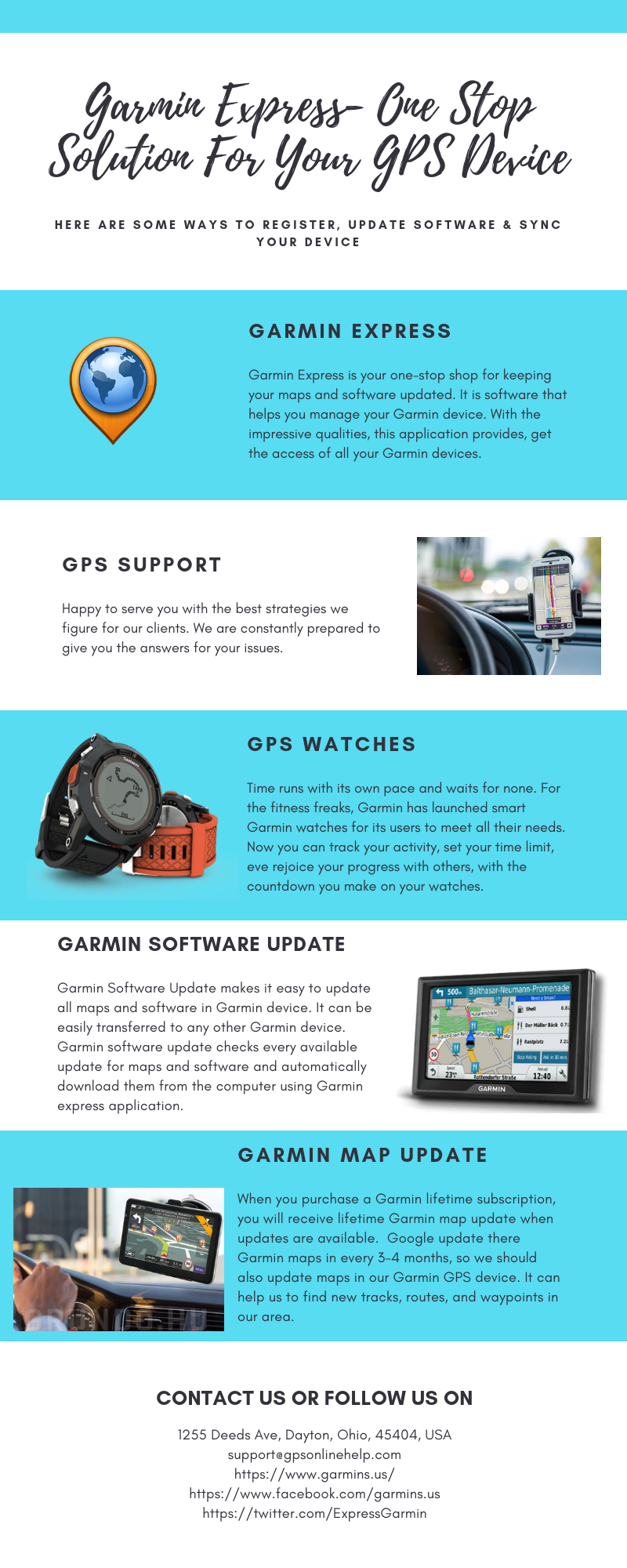 Garmin Express Download & Install For Windows Or MAC