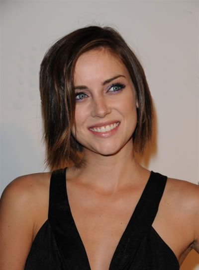 Cool 1000 Images About Bob No On Pinterest Brunette Bob Thick Short Hairstyles For Women Draintrainus