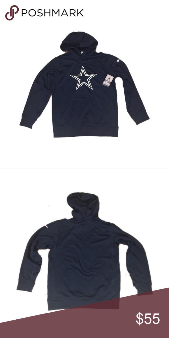 wholesale dealer e5b5f eda7d Dallas Cowboys Nike Men's Hoodie Sweatshirt Small Brand new ...