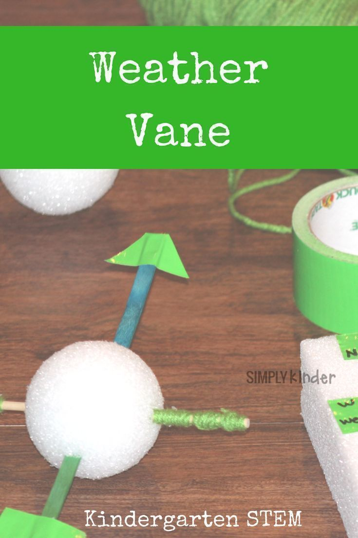 Wind Vane Weather Investigation   Investigations and Simply kinder