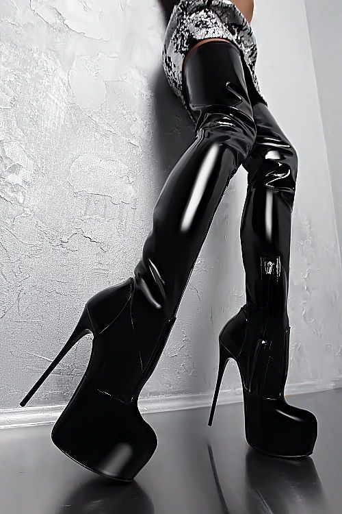 Billig Overknee Stiefel für Damen vergleichen und bestellen