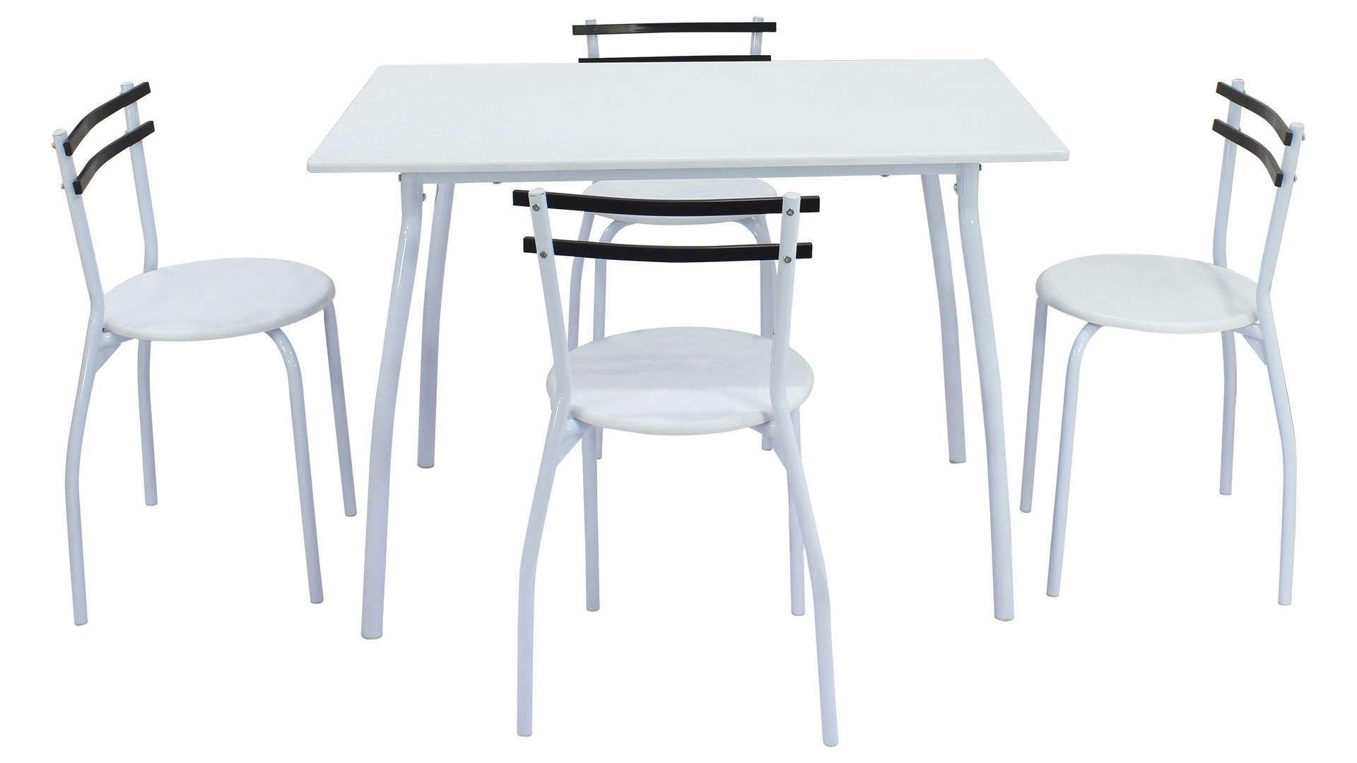 Ensemble Table Et Chaises De Cuisine Rec Sun Dining Chairs Furniture Home Decor